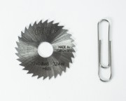 GSP High Tech Saws Slitting Saw Blades not for Deep Cut