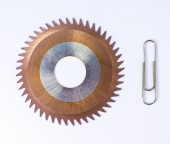 Saw Blade with coating TiCN