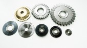 Milling Cutters, Saw Blades, Rotary Knives