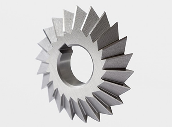 Symmetrical Double Angle Milling Cutters