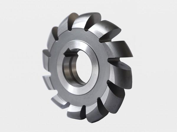Half circular milling cutters convex according DIN 856