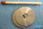 HSS Slitting Saw Blade 20x0,5x5 48A1-3