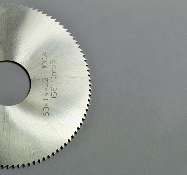 Milling Slot Cutter - Saw Blade for Key Duplicating machines