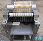 Fish saw blades machine