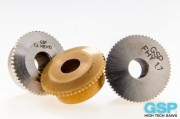 Knurling Wheels – Form Knurling