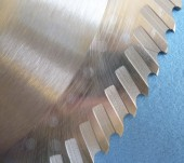 Segmental Saw blade detail