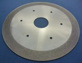 Steel Bodies for CBN Cutting Discs