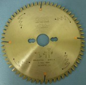 TCT Saw Blade for Aluminium with manual feed motion