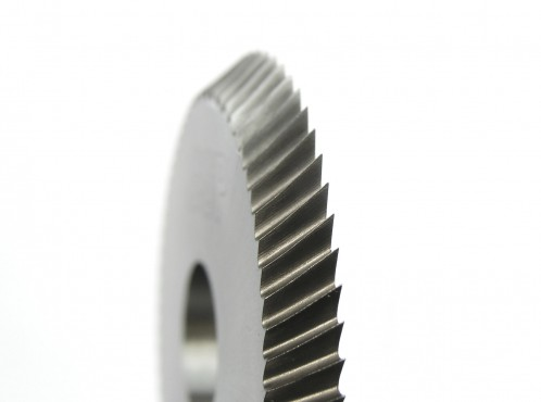 Equal Angle Milling Cutters with Radius on the Top