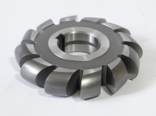 Concave and Convex Milling Cutters